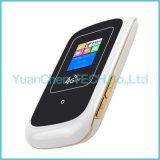 4 G roteadores de slot de cartão SIM inseridos diretamente em um telefone celular para receber sinais sem fio