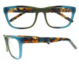 De klassieke Optische Frames van de Acetaat van Eyewear van de Stijl
