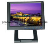 """10.4 """" мониторов VGA HD сенсорного экрана 4:3 для применения киосков промышленного"""