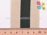 La cinghia di nylon del Rainbow della tessitura lega il nastro del poliestere per gli accessori del sacchetto/vestiti/indumento