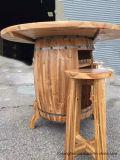 Горячая таблица бочонка вина сбываний показывая мебель с ценой по прейскуранту завода-изготовителя