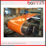 Bobina de acero de PPGI /Galvanized para el material de construcción