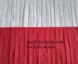 Máquina de carimbo quente nas matérias têxteis de nylon de seda