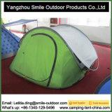 2-3 Personen-wasserdichte kundenspezifische einfache knallen oben im Freien kampierendes Zelt