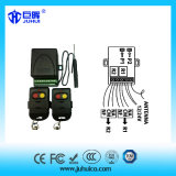 receptor 433.92MHz e 315MHz e controlador remoto