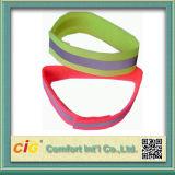 Armbanden van /Safety van de Armband van de veiligheid de Lopende/de Weerspiegelende Banden van de Omslag van de Tik