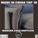 Sofa de tissu de capitonnage de combinaison de meubles de prix bas de Foshan