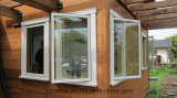 Luminium schiebendes Fenster mit Moskito-Bildschirm