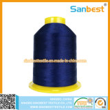 100% Trilobal Polyester Broderie Thread High Strength Even Lubrification