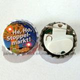 Contactos de la solapa de la cápsula de la impresión de los regalos de la promoción LED (3569)