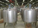 4t/H koude Hete Tank voor Het Systeem van de Voorbehandeling van het Vruchtesap