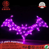 LED rose 10W LED Bat Rope Light décoration d'Halloween pour la décoration de la fête