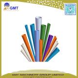 Cadena de producción plástica del estirador del tubo del hilo dual del Agua-Drenaje de PVC/UPVC
