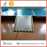 Marcação da rampa de cadeira de rodas Manual (MWR)