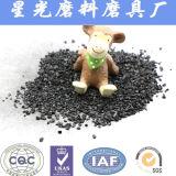 Boulettes à base de charbon noires de charbon actif à vendre