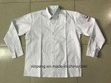 Одежда шеф-повара, логос ткани опционные, изготовленный на заказ и тип