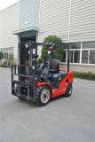 国連新シリーズのディーゼルフォークリフト日本エンジンを搭載する2.5トン