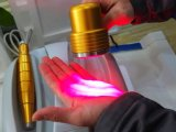 Les agents voulaient froid thérapie au laser de faible niveau de la machine pour les douleurs articulaires douleurs au dos la douleur au cou