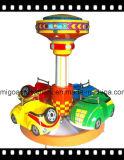 4 Sitzkarussell-Münzenspiel-Maschinen-Baby-Auto