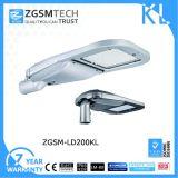 150W 160W Luminária LED Pública de Qualidade com LEDs de LG ou Philips, IP66
