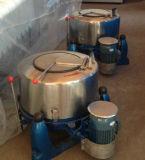 Extracteur inférieur de /Water d'extracteur de rotation de blanchisserie des prix/machine centrifuge industrielle d'extraction