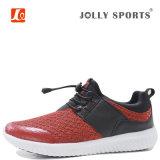 Les chaussures de femmes d'hommes d'espadrille de mode folâtrent les chaussures de course