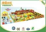 Freches Schloss-weiches Spiel-großer Innenpiraten-Lieferungs-Spielplatz der Kinder