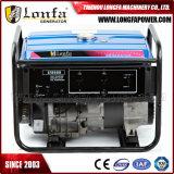 générateur 220V d'essence d'utilisation de maison de pouvoir de 3.2kVA 7HP en Chine