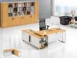 Het moderne Bureau van het Bureau van de Computer van het Metaal Chef- Uitvoerende