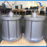 Curso longo cilindro pneumático personalizado do cilindro do ar