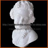 Piccola giovane signora busto di marmo Mbt1704