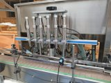 Automático de alta velocidad de aceite de Moringa máquina de llenado del vaso de agua líquida