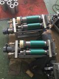 Plastikcup-Drucken-Maschine mit geneigtem Typen führende Einheit
