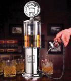 Mayordomo de la barra del dispensador de la cerveza de las bebidas de las coctelera de coctel de la gasolinera del vino