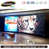 スクリーンP3屋内フルカラーのLED表示を広告する高い定義