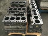 Корпус двигателя 4934322/5274410/4955475 цилиндра изготовления 4 цилиндрового блока Cummins 4isde