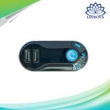 Bt66 원격 제어를 가진 지능적인 차 충전기 Bluetooth 차 장비 FM 전송기 핸즈프리 외침