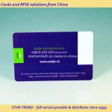 クレジットカードのサイズのプラスチック会員アクセスカード