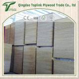 1220X2440mm Red Oak Fantasía chapa de madera decorativa Plywoodfor Venta