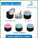 IP68 RGB LED 수중 수영풀 샘 빛