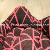 赤くかわいい方法猫犬のベッドのソファーのクッションペットベッドのソファー