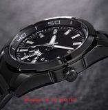 Het Horloge van de knappe Mensen van het Kwarts met de Riem Fs565 van het Roestvrij staal