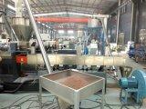 WPC, das Produktionszweig aufbereitend pelletisiert