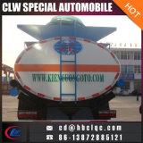 유조선 트럭이 Dongfeng 2400gallon 석유 탱크 트럭에 의하여 급유한다