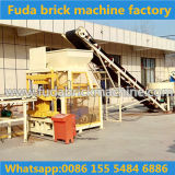 Machine de fabrication de blocs de verrouillage en argile automatique en Chine à vendre