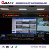 Farbenreiche örtlich festgelegte Innen-P3/P4/P5/P6 LED Bildschirm-Bildschirmanzeige für das Bekanntmachen