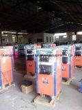Fußboden-Standplatz-Edelstahl-weiche Eiscreme, die Maschine herstellt