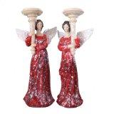 De Ambacht van de Engel van het Beeldhouwwerk van Polyresin voor de Decoratie van de Tuin