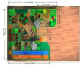 Beifall-Unterhaltungs-Waldthema-Innenspielplatz-Gerät