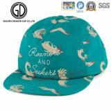 La broderie plate de la mode 2016 neuve grande folâtre des chapeaux de Snapback de chapeau